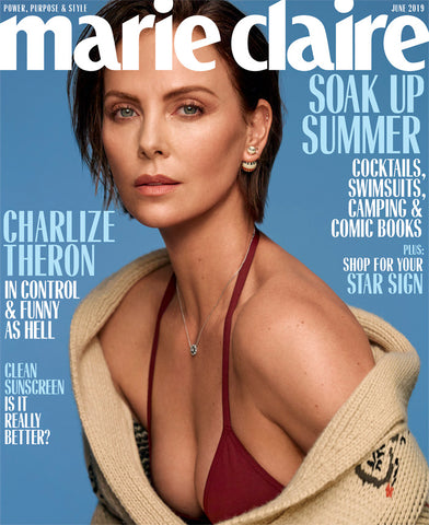 marie claire june 2019 edition beauty news