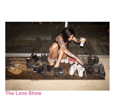 Patrick Hoelck and Bonnie Rotten on The Love Show