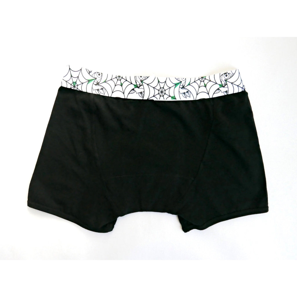 Signature spiderweb Boxer Briefs