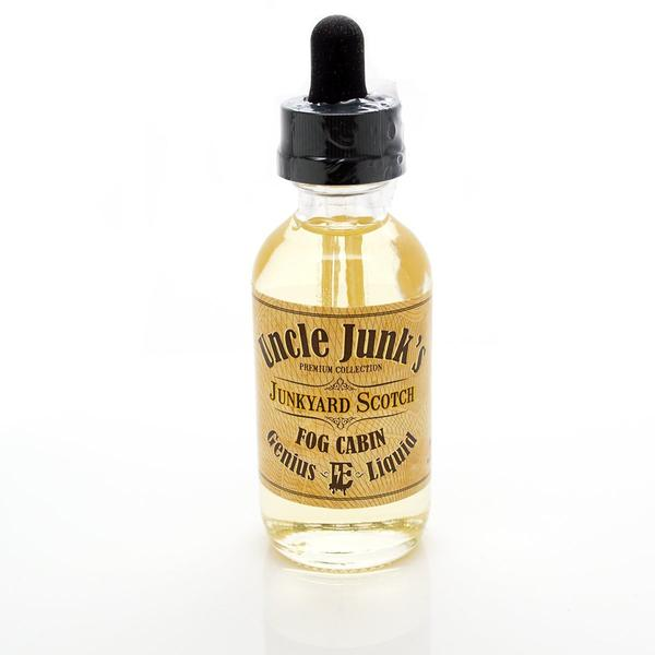 Uncle Junk's Junkyard Scotch - 60ml