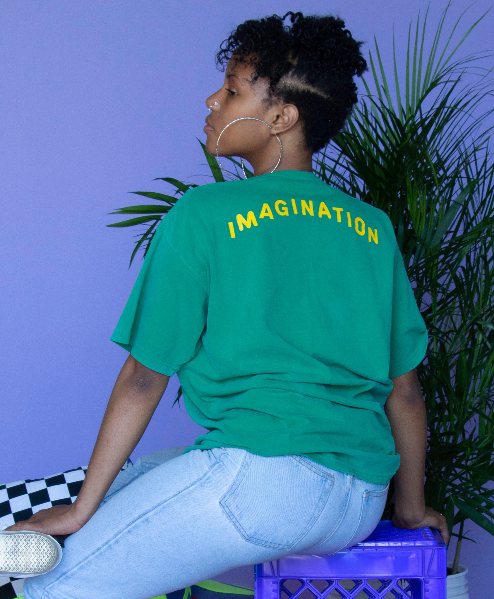 Imagination T-shirt