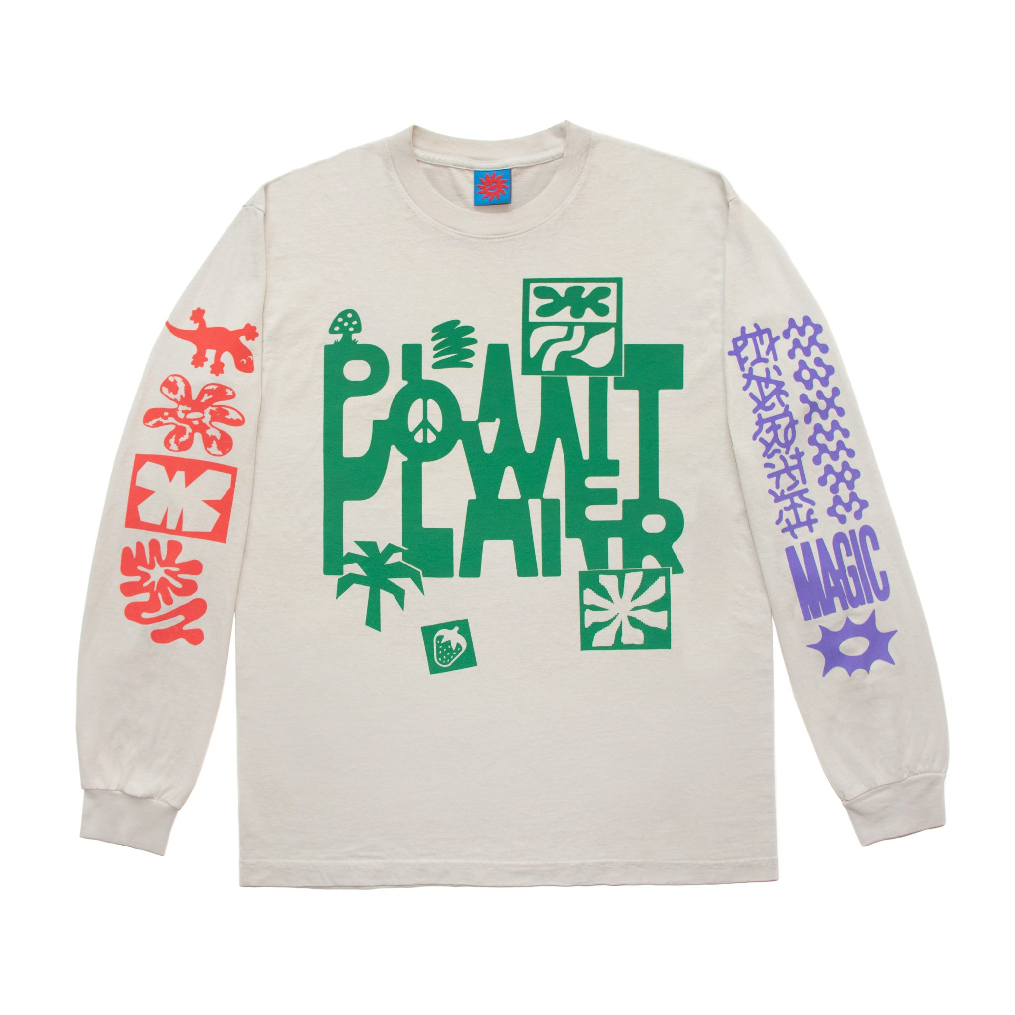 Plant Power Longsleeve