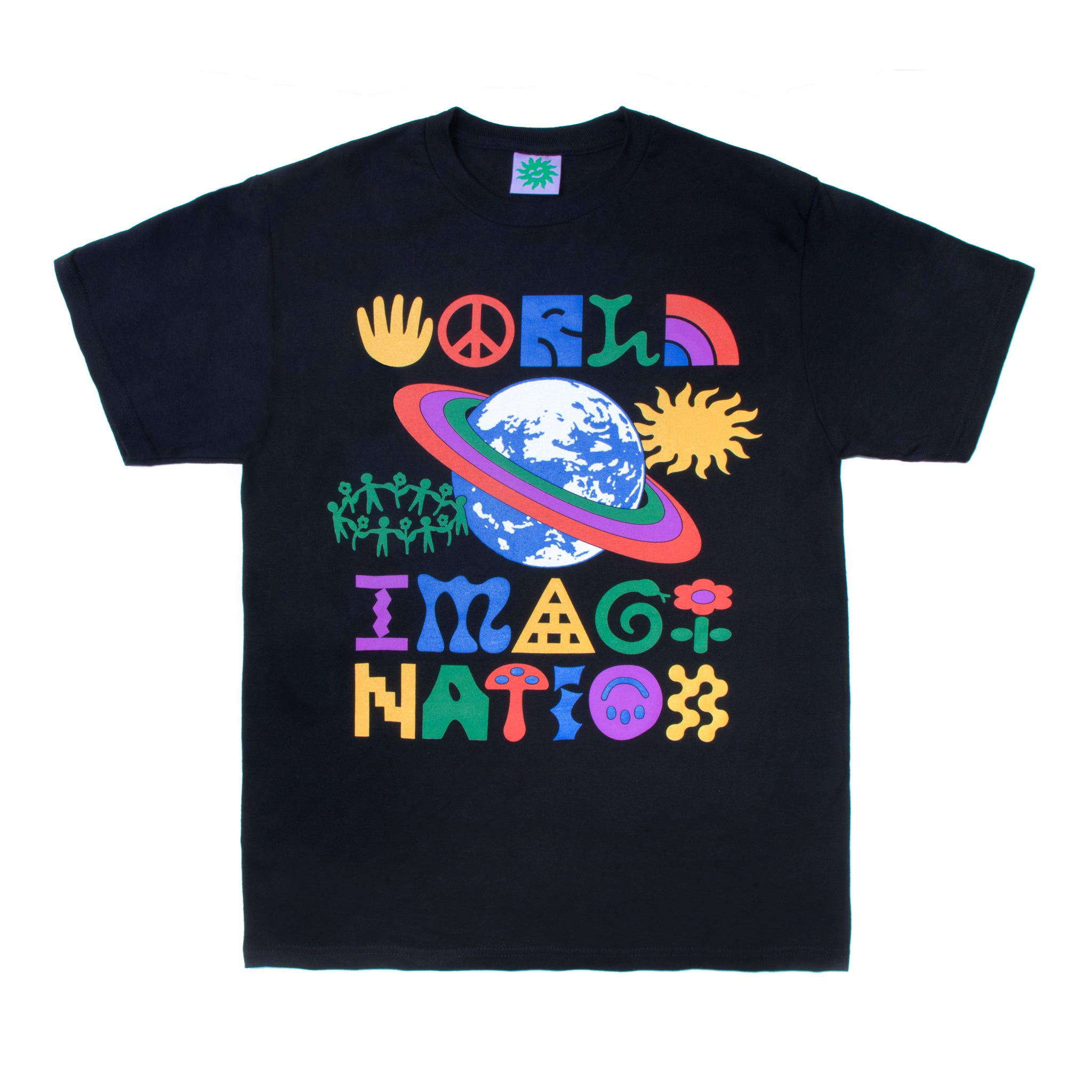 World Imagination T-shirt