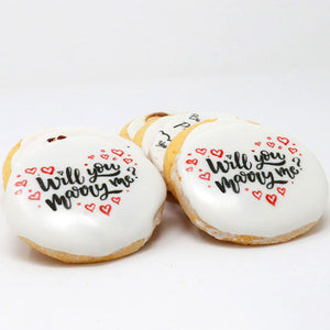 Print on cookies with our digital edible printer