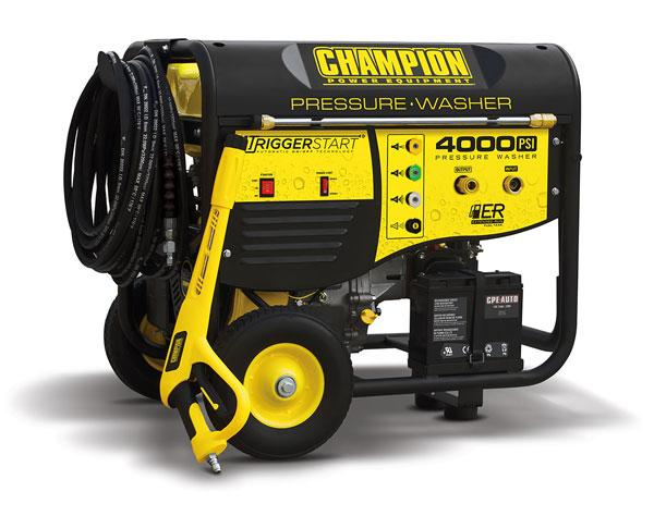 Champion 71321 4000 PSI Trigger Start Pressure Washer