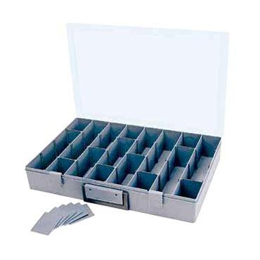 Craftline PL-32BP Plastic 32 Compartment Tray