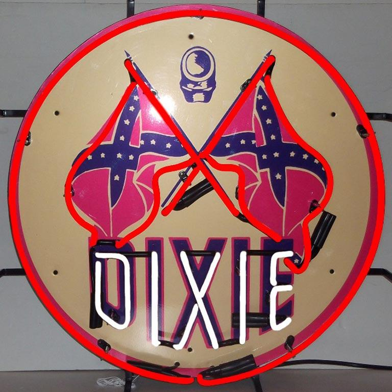 Neonetics GAS - DIXIE GASOLINE NEON SIGN
