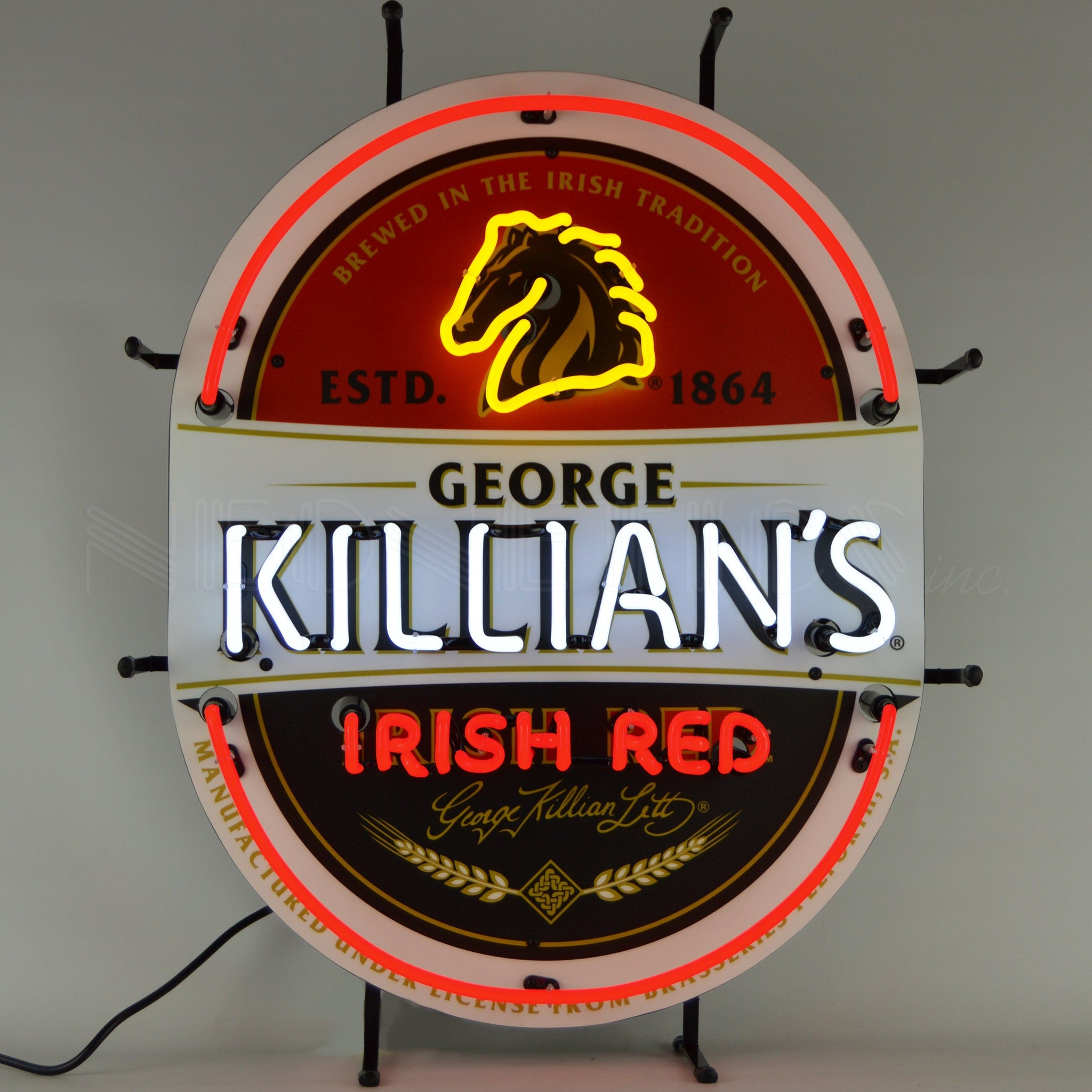 Neonetics MILLERCOORS - KILLIANS IRISH RED NEON SIGN