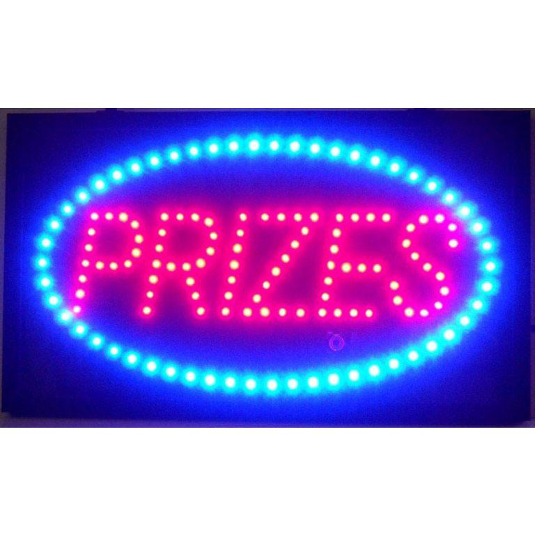 Neonetics PRIZES LED SIGN