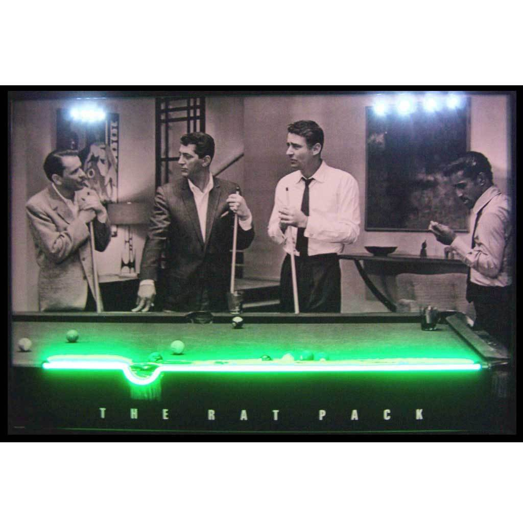 Neonetics Rat Pack Neon/Led Picture
