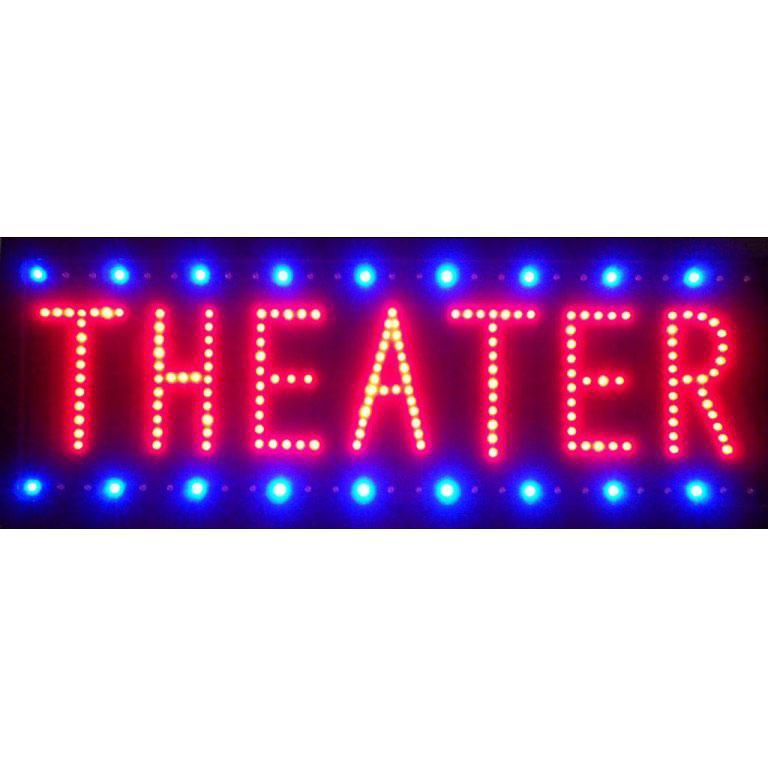 Neonetics THEATER LED SIGN