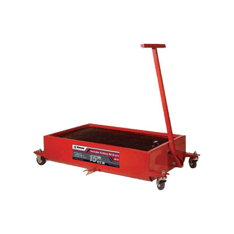 Ranger RD-15 15 Gallon Portable Oil Drain