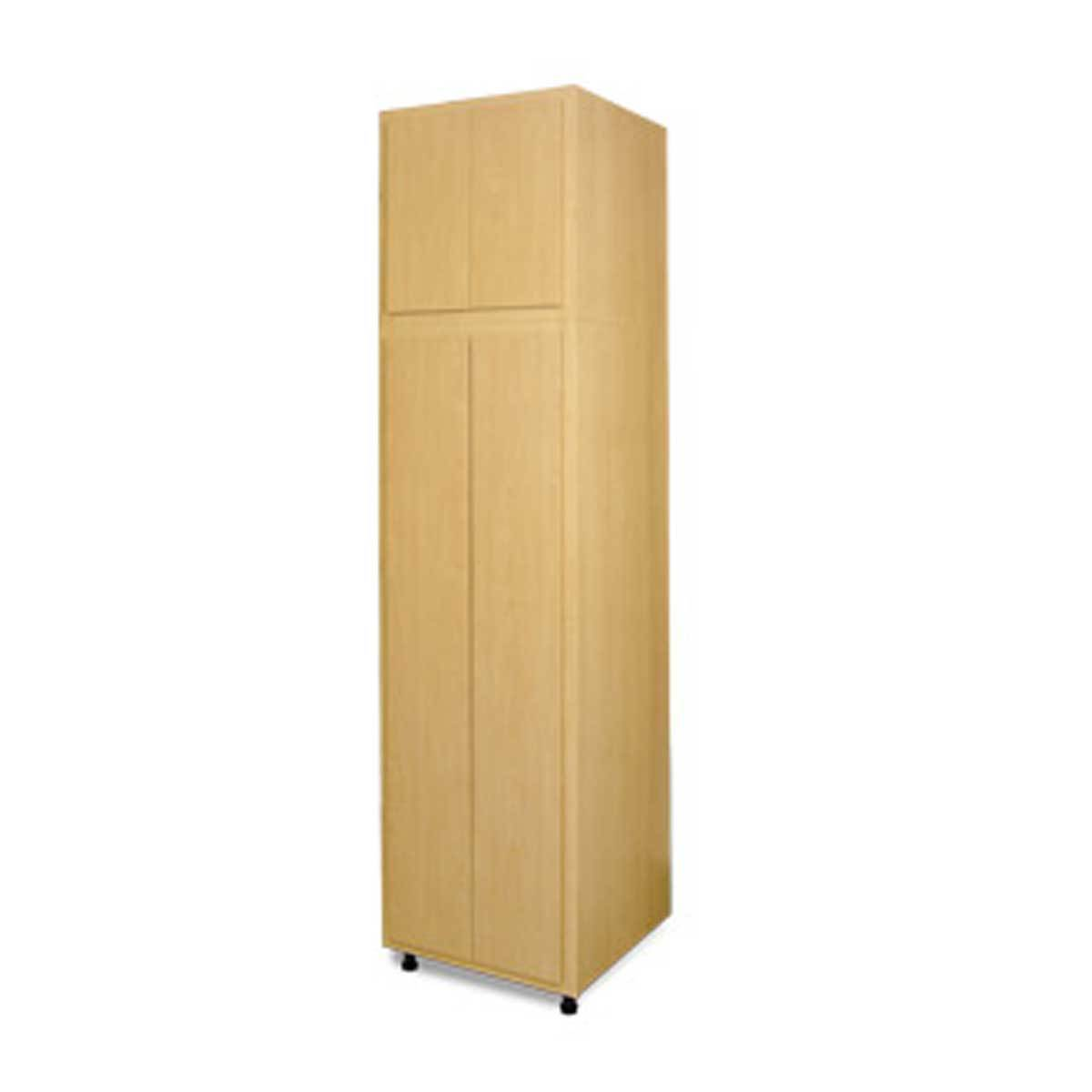 "Slide-Lok 2' x 8' x 24"" Cabinet Set - Natural Maple"