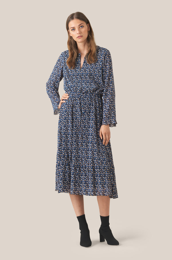 Edwin LS Midi Dress