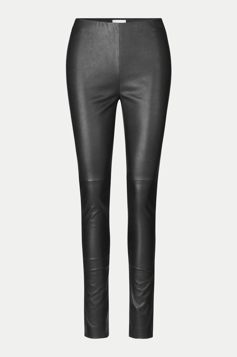 Joy Leather Leggings
