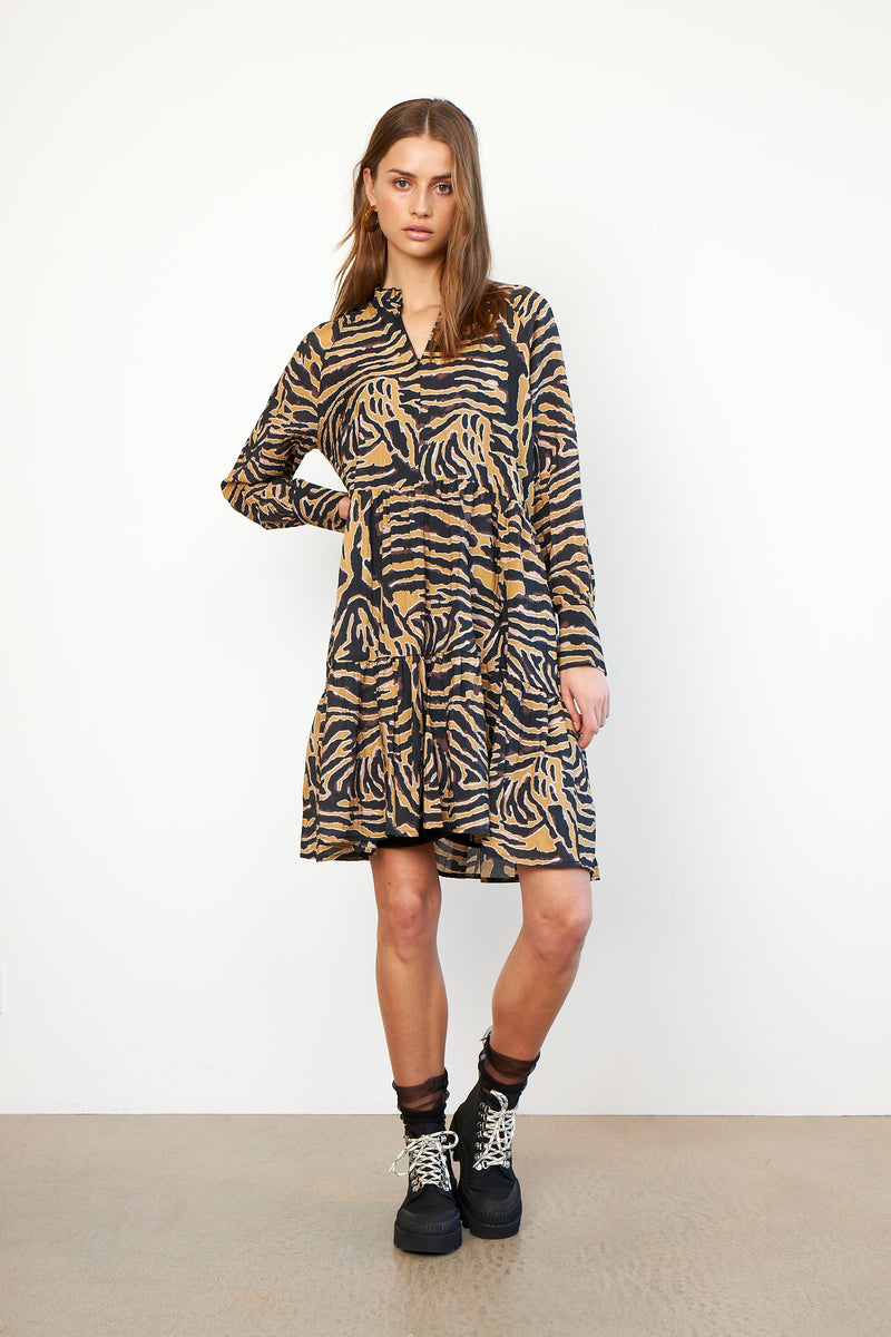 Zebraly Dress