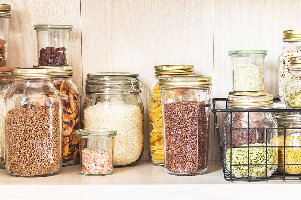 Plant-Based Pantry Staples For A Balanced DIet