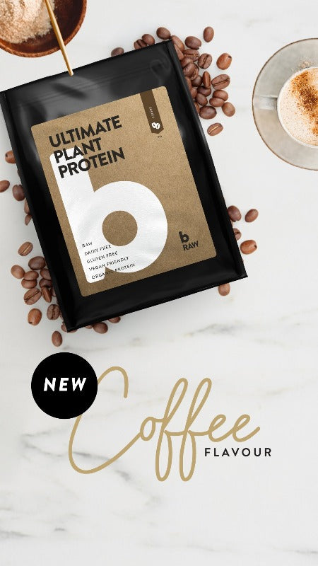 Ultimate Plant Protein Coffee