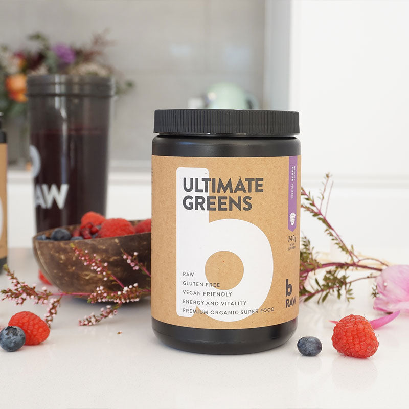 Ultimate Greens Fresh Berry