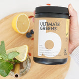 Ultimate Greens Lemon & Ginger