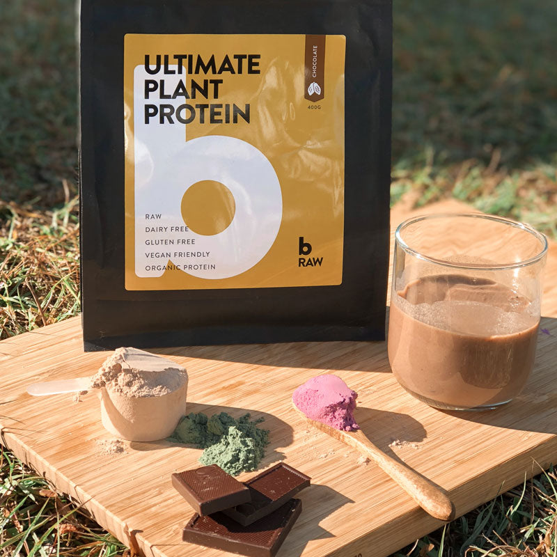 Ultimate Plant Protein Chocolate