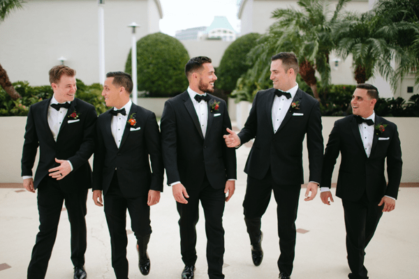 Affordable groomsmen gift options to express your gratitude