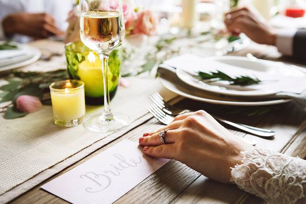 Wedding catering menus to make everyone happy.