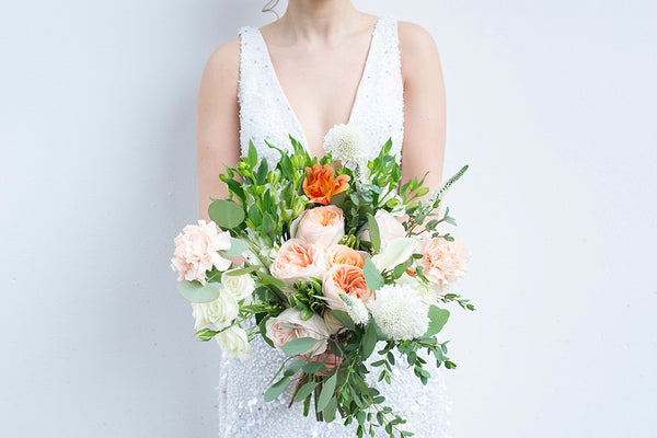 Best flowers to accent a bridal bouquet