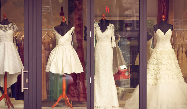 Bridal dresses to shine on your wedding photography