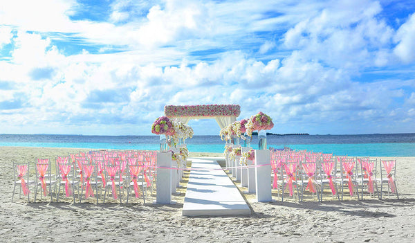 Aspects to considerer for a beach wedding