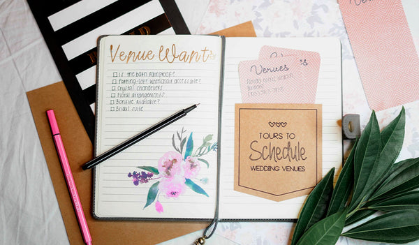The pros and cons of planning a wedding on your own