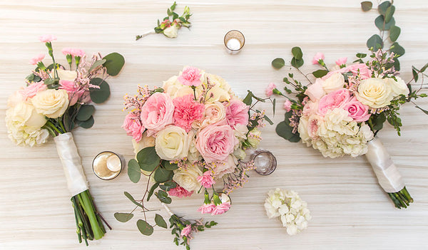 How to exploit spring flowers at my wedding