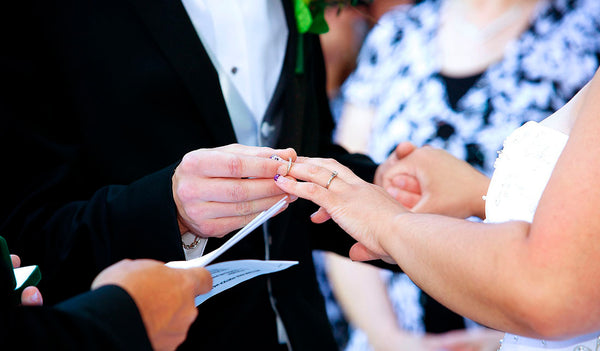 Tips to write your wedding vows