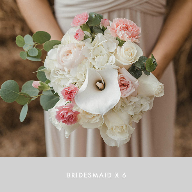 Bridesmaid x6 | Blushing Love