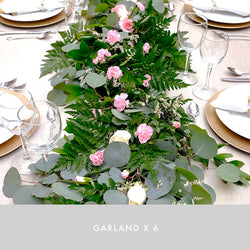 Garland x6 | Blushing Love