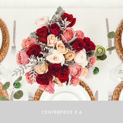 Centerpiece x6 | Flame