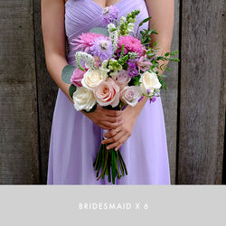 Bridesmaid x6 | Lilah