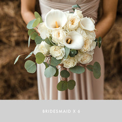 Bridesmaid x6 | Purity