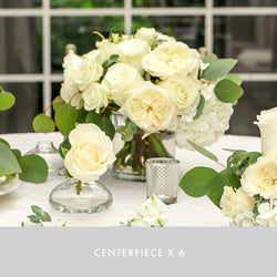 Centerpiece x6 | Purity
