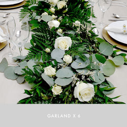Garland x6 | Purity