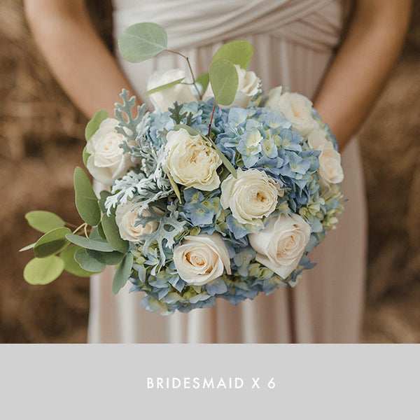 Bridesmaid x6 | Seaside