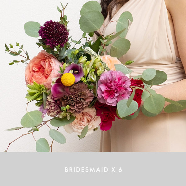 Bridesmaid x6 | Enchanted Summer