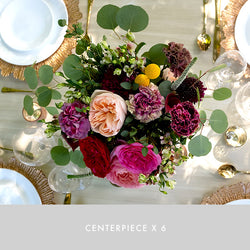 Centerpiece x6 | Enchanted Summer