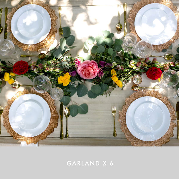 Garland x6 | Enchanted Summer