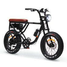 Load image into Gallery viewer, Vintage Electric Bike e-Times Tour 8V 500W Motor, 20 inch. Tire, 20 MPH
