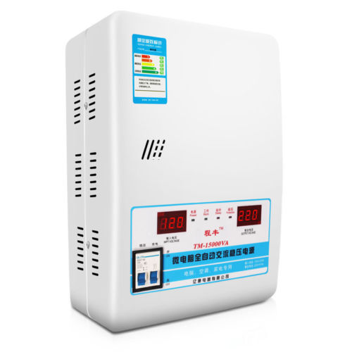 15 kVA Automatic Voltage Stabilizer