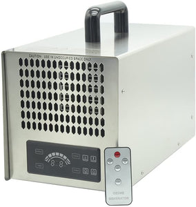 220-240V 5000 to 20000mgh-5g-20gh Powerful Ozone Generator with Remote Control and Adjustable Timer