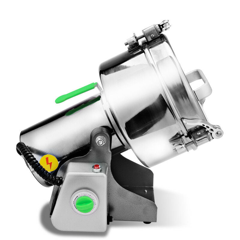 220V Electric Grain Grinder Mill