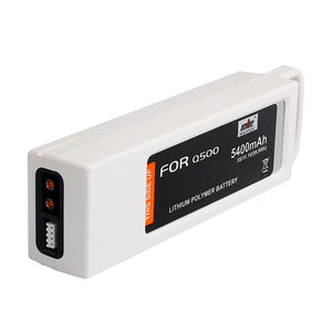 2 Pack  5400mAh 11.1V Battery For Yuneec Q500 Series