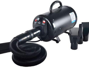 2KW Pet Hair Force Dryer Dog Grooming Blower with Heater